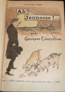Ah Jeunesse, 1894 - Theophile Steinlen