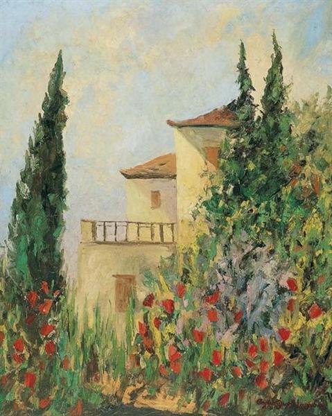 Cypress-House - Thalia Flora-Karavia