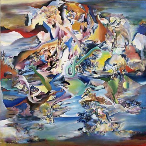 L'espace du dedans, 1978 - Theo Gerber