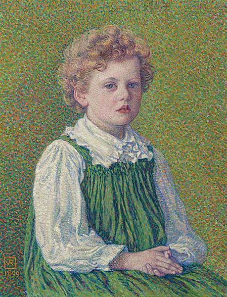 Margery, 1899 - Theo van Rysselberghe