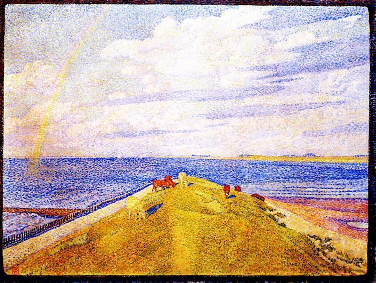 Rainbow, 1892 - Тео ван Рейссельберге