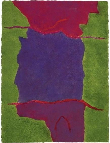 Infinity Field, Lefkada Series, 1979 - Theodoros Stamos