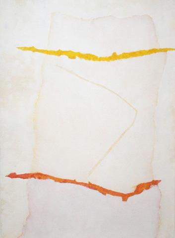 Infinity Field, Lefkada Series #2, 1978 - Theodoros Stamos