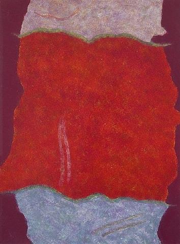 Infinity Field, Lefkada Series I, 1980 - Theodoros Stamos