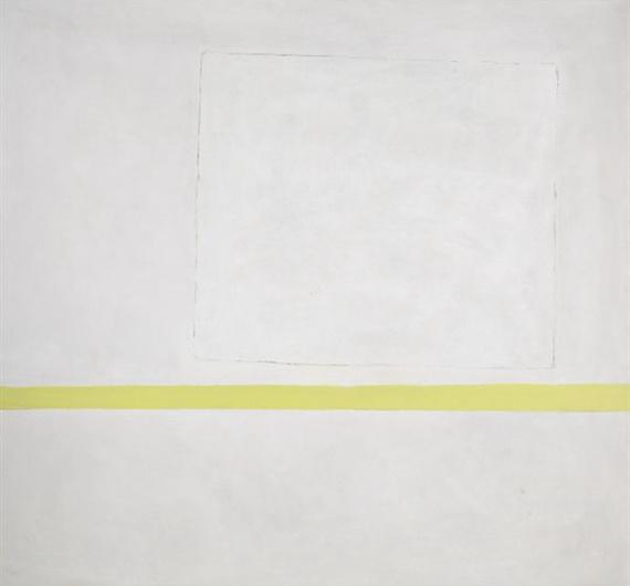 White Sun-Box, 1966 - Theodoros Stamos