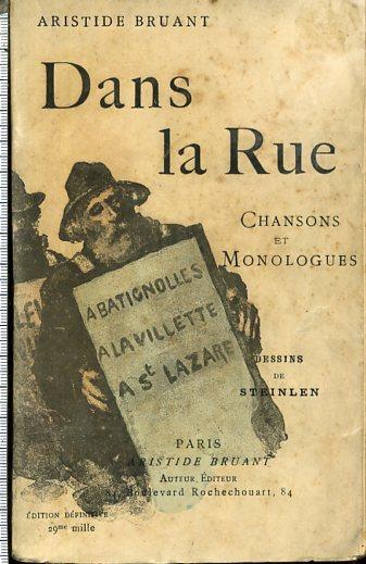 Dans La Rue, 1888 - Theophile Steinlen