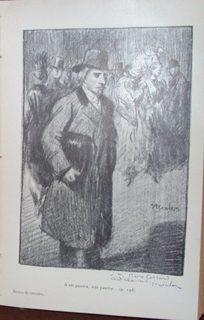 La Nuit de Philodore, 1905 - Theophile Steinlen