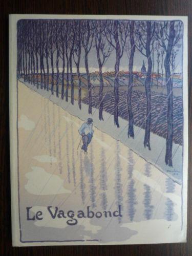 Le Vagabond, 1902 - Theophile Steinlen