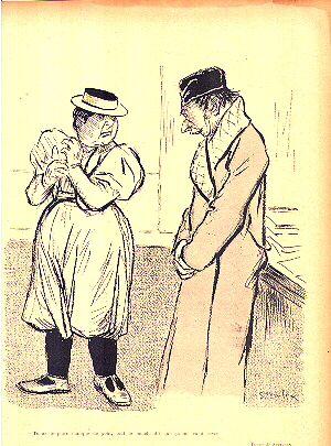 No, 1897 - Theophile Steinlen