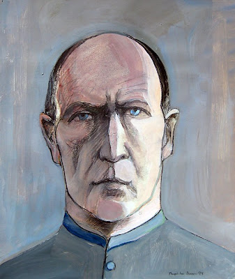 Self-Portrait, 1994 - Theophilus Brown