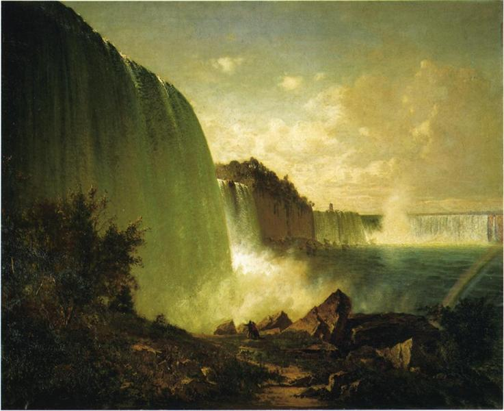 Niagara Falls - Thomas Hill
