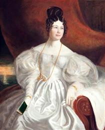 Mrs Alice Wood - Томас Лоуренс