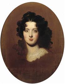 The Countess of Darnley - Томас Лоуренс