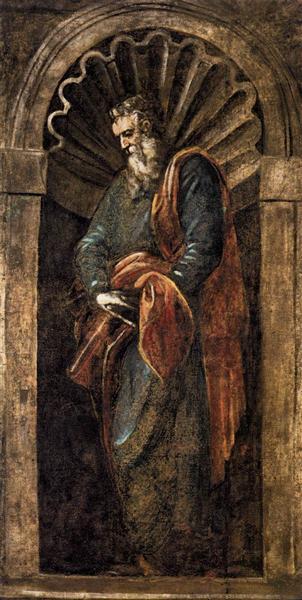 Prophet, 1566 - 1567 - Tintoretto