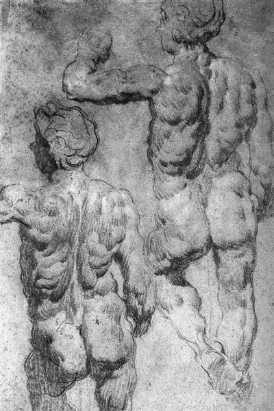 Study, c.1551 - Tintoretto