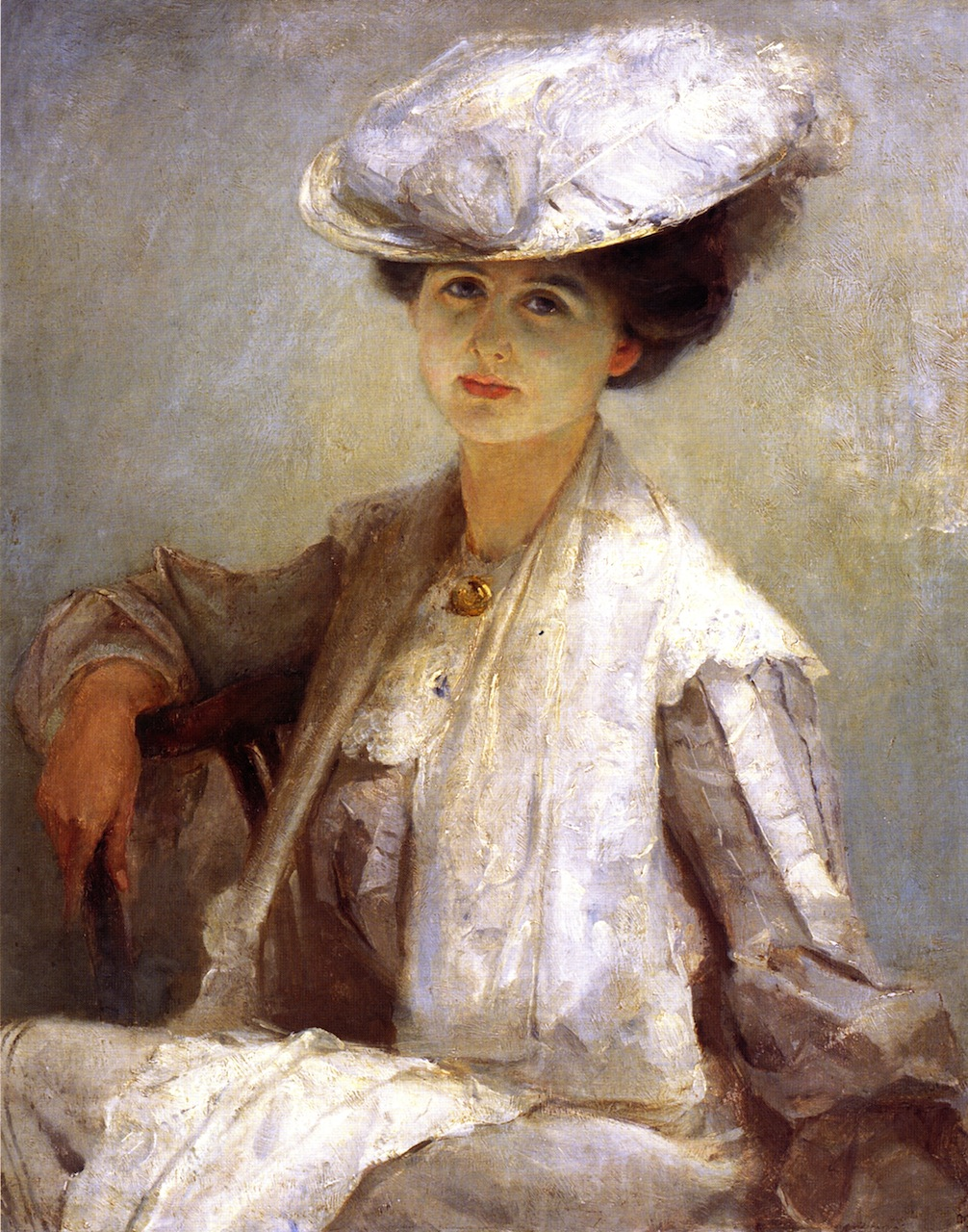 Grey Lady (Mrs. Ince), 1912