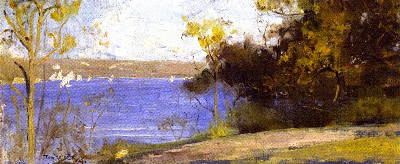 Landscape, Cremorne, 1894