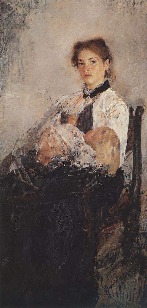 Valentin Serov Portraits