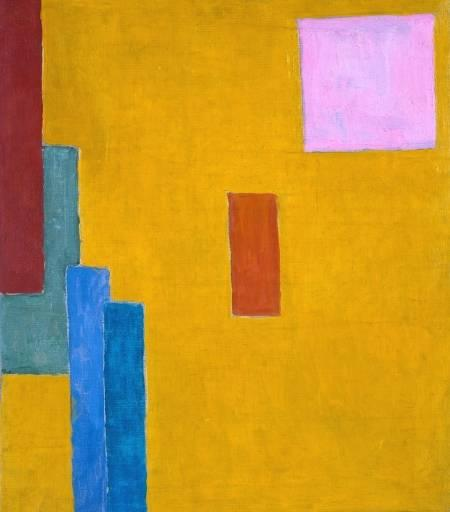 Abstract Painting, 1914 - Vanessa Bell
