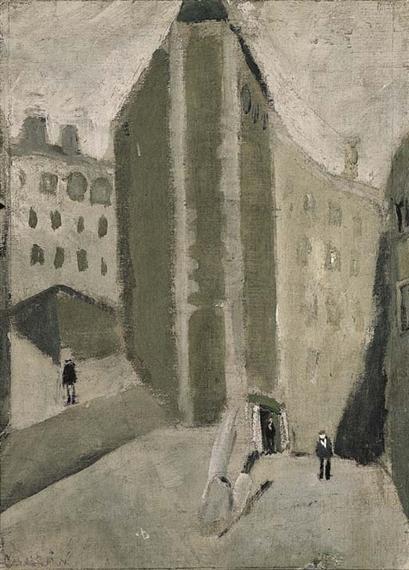 Das graue Haus, 1944 - Varlin