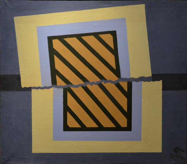 Fractured Image, 1972 - Vasile Dobrian