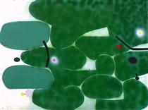 The Green Earth - Victor Pasmore