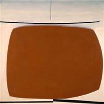 Yellow Abstract - Victor Pasmore