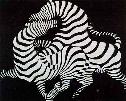 Artistas por movimiento: Op Art
