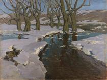 Early Spring - Vilhelms Purvitis