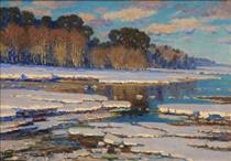 Melting Snow - Vilhelms Purvitis