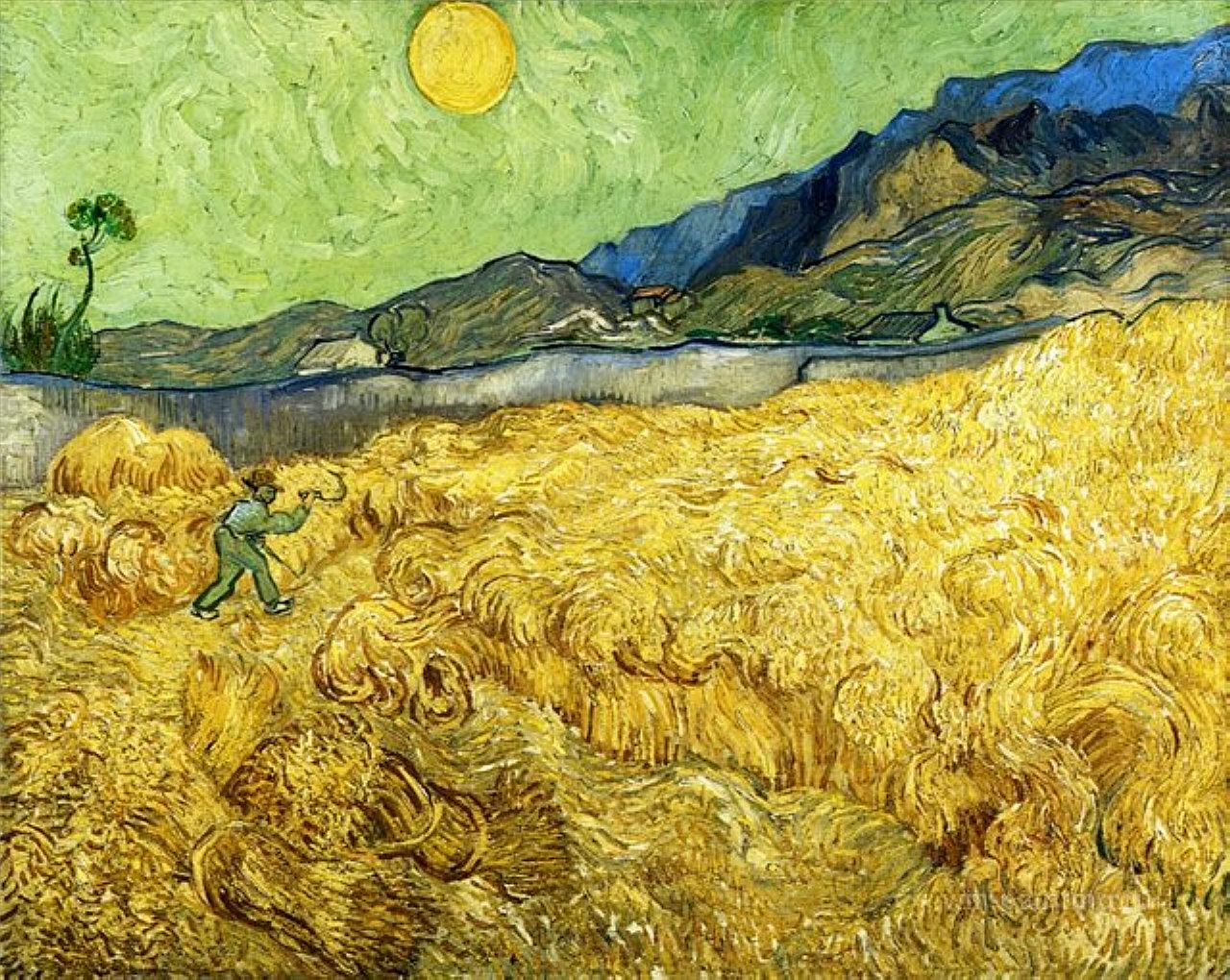 Van Gogh S True Colours Exposed The Week In Art Art