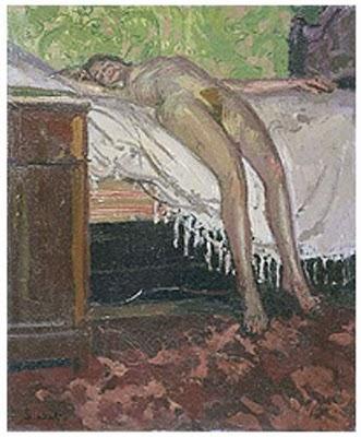 Figure, 1906