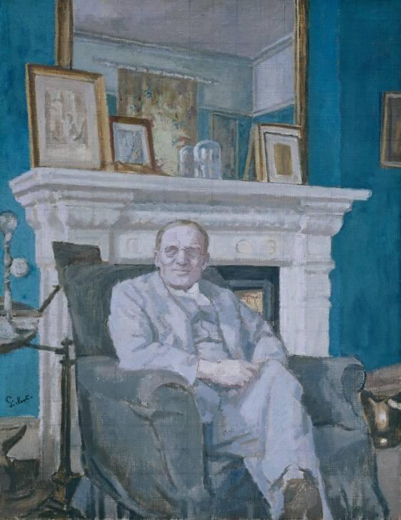 Sir Alec Martin, 1935