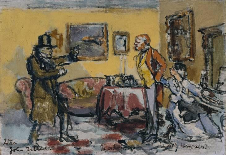 The Seducer, 1929-1930