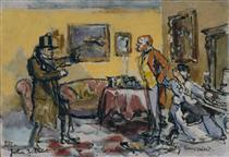 The Seducer - Walter Sickert