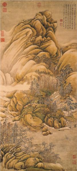 Artistes par mouvement artistique: Dynastie Tang