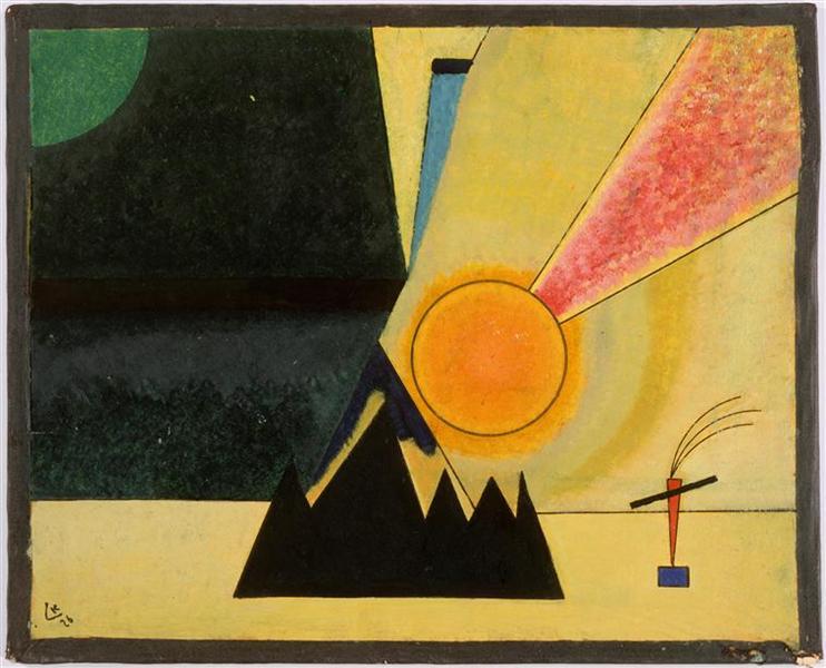 Development, 1926 - Wassily Kandinsky