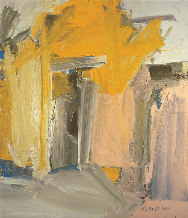 Door to the RiverWillem De Kooning Abstract Expressionist Paintings