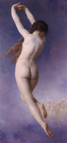 Letoile lost - William-Adolphe Bouguereau
