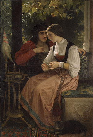 The Proposal, 1872