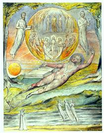 The Youthful Poet`s Dream - William Blake
