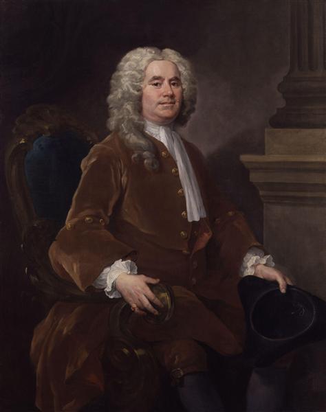 William Jones, 1740 - William Hogarth