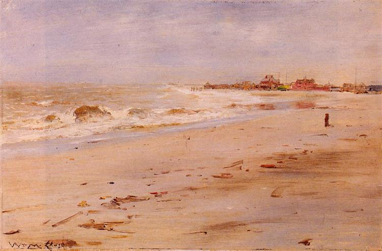 Coastal View - William Merritt Chase