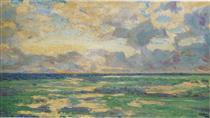 Daybreak at Cassis - Winston Churchill