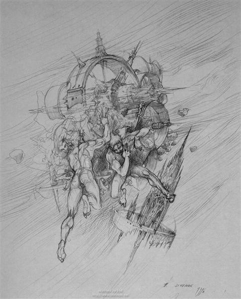 The Wheel Of Time - Wojciech Siudmak