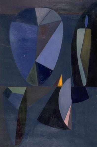 La Roue De L'Orage - Wolfgang Paalen