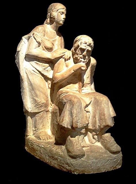 antigone and creon philosophical war