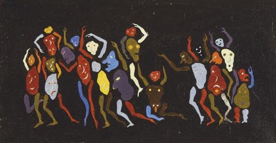 Les adieux, 1959 - Yves Laloy