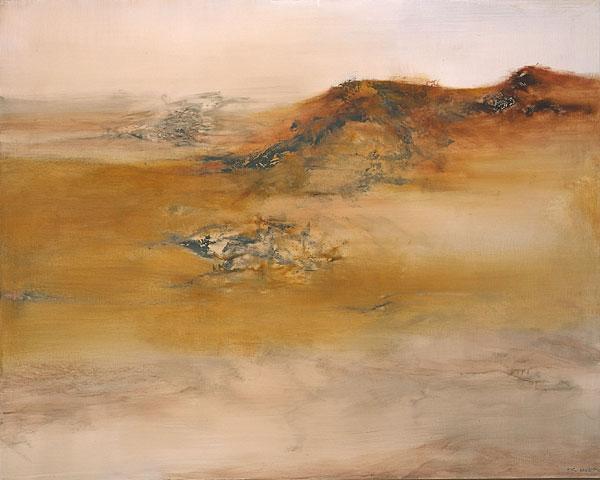 19-10-2001, 2001 - Zao Wou-Ki