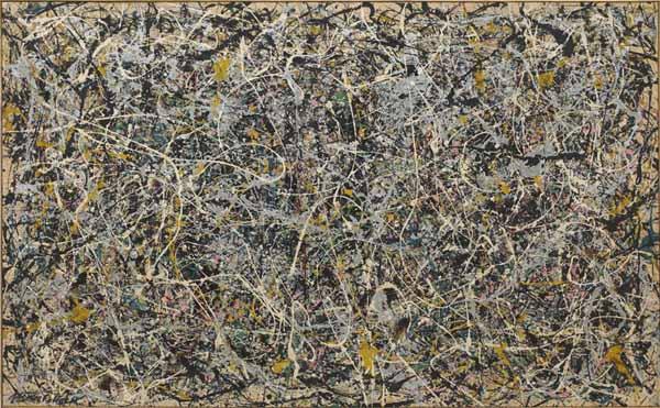 Number 1, 1949 - Jackson Pollock